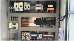Chase Chiller Electrical Panel